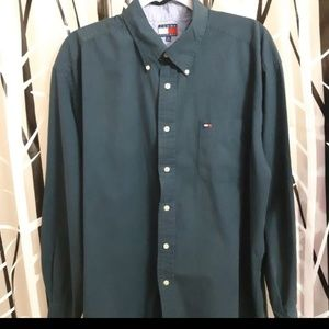 Tommy Hilfiger Long Sleeve Button Down 4